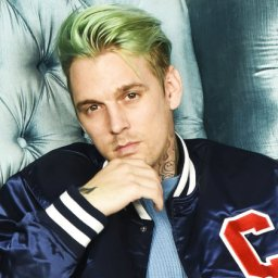 Aaron Carter hopes that his party isn't over yet (2013)