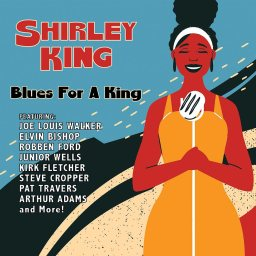 Blues For a King: Why Shirley King's time is now