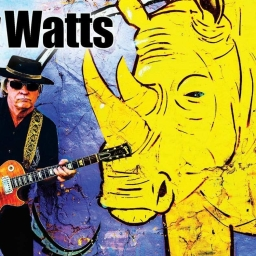 Greetings from Tel Aviv: A Conversation with Blues Guitar Slinger Andy Watts